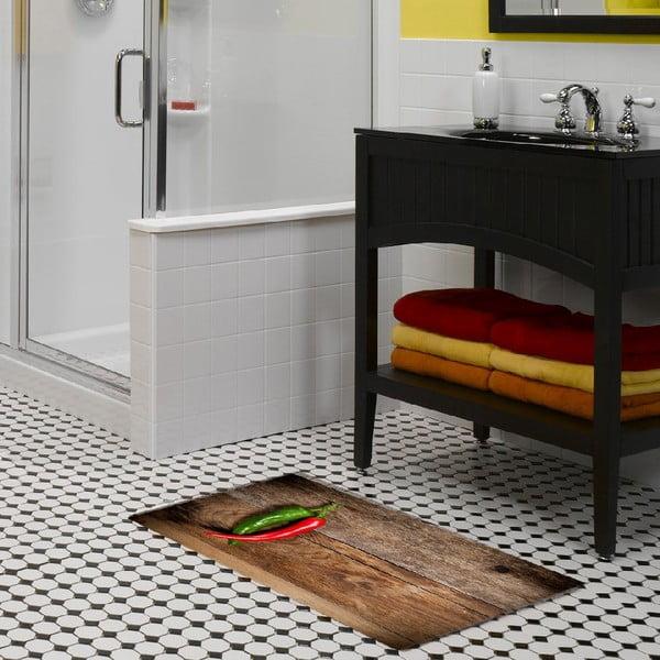 Vinylový koberec Chilli, 52×75cm