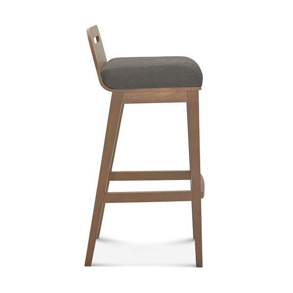 Barová drevená stolička Fameg Loki
