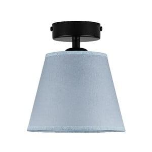 Svetlomodré stropné svietidlo Sotto Luce IRO Parchment, ⌀ 16 cm