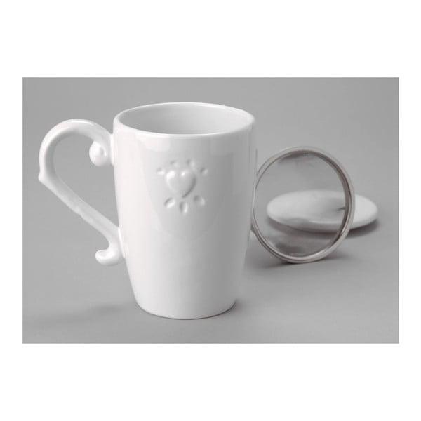 Hrnček na čaj so sitkom Heart