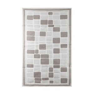 Koberec Cream Tiles, 100x200cm