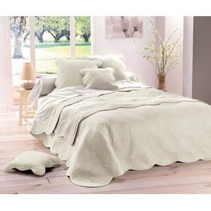 Prikrývka na posteľ Boutis Uni Naturel, 220x240 cm