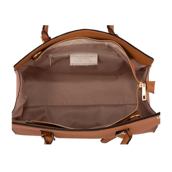 Kožená kabelka Andrea Cardone 2012 Brown