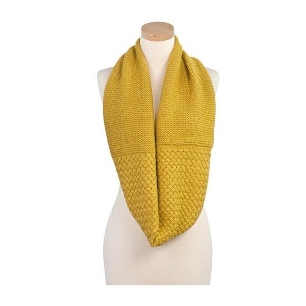 Šál Romantic Yellow