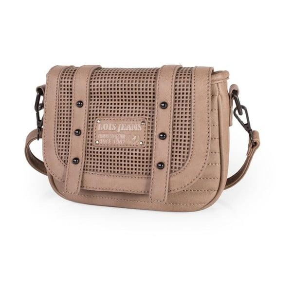 Malá kabelka Lois Taupe Simple