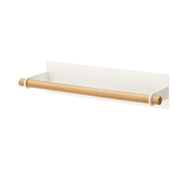 Biely magnetický držiak na kuchynské papierové utierky Yamazaki Tosca