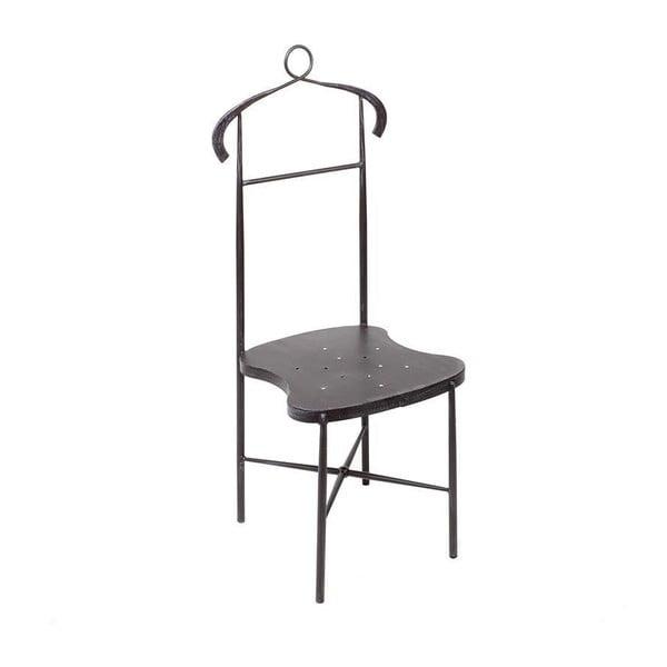 Stolička Hanger Brown, 44x33x112 cm