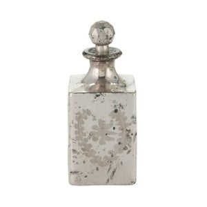 Dekoratívna fľaša Deco Glass Antique, 8x8x20 cm