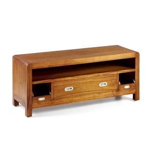Televízny stôl z dreva mindi Moycor Flash