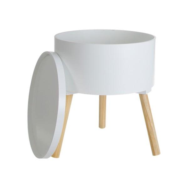 Kávový stolík Cosas de Casa Nordic Style s odnímateľným vekom