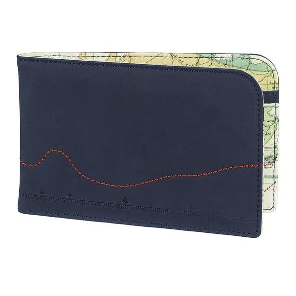 Cestovná peňaženka CartographyOn the Road