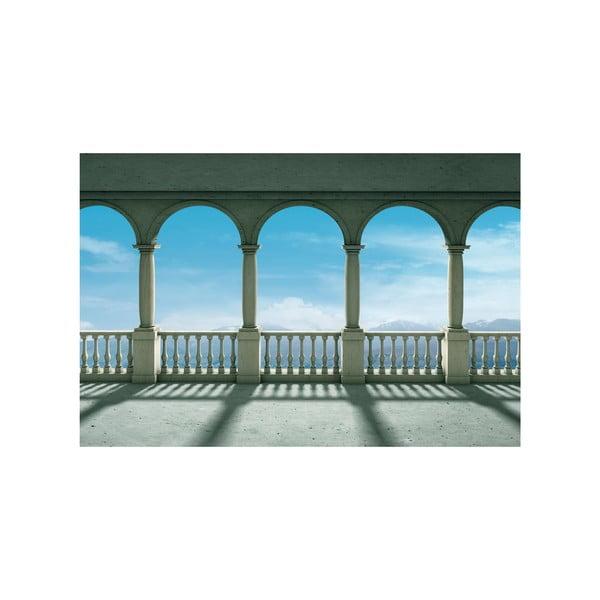 Veľkoformátová tapeta Oblúkové stĺporadia, 315x232 cm