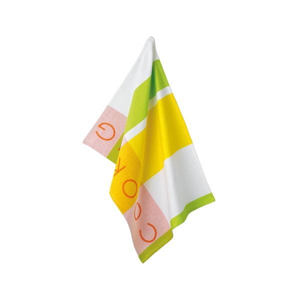 Utierka Madlene, žlto-zelená
