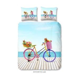 Bavlnené obliečky Muller Textiels Bicycle, 140 x 200 cm