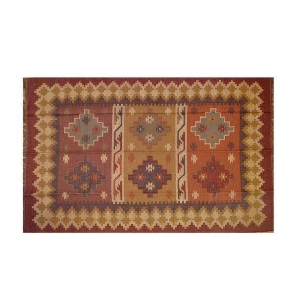 Ručně tkaný koberec Rajastan, 270x180 cm