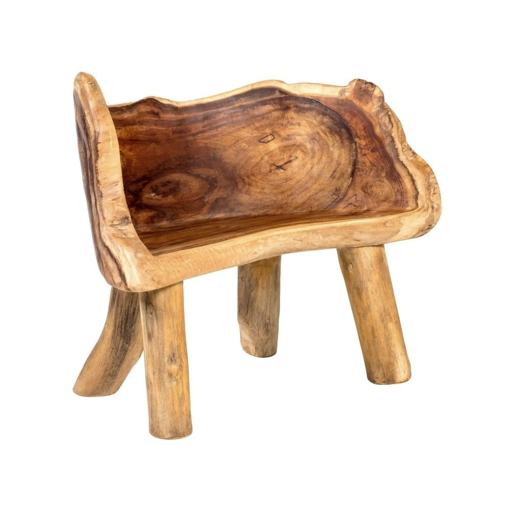 Záhradné kreslo z teakového dreva Massive Home Lisa Atkinson