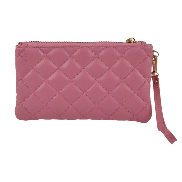 Listová kabelka  Tolone Pink