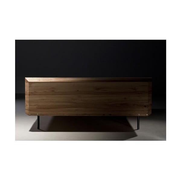 Posteľ z jelšového dreva Mazzivo Modo, 160 x 200 cm