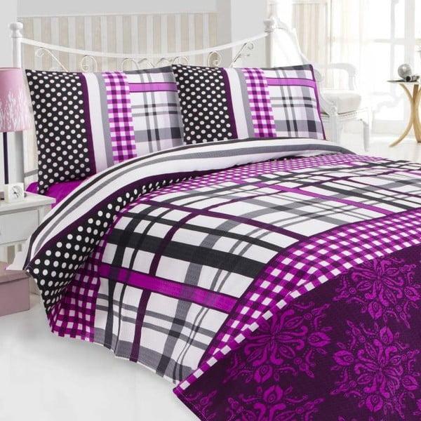 Obliečky Sena Violet, 200x230 cm