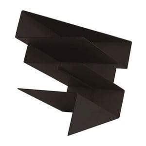 Stojan na časopisy Origami Rust