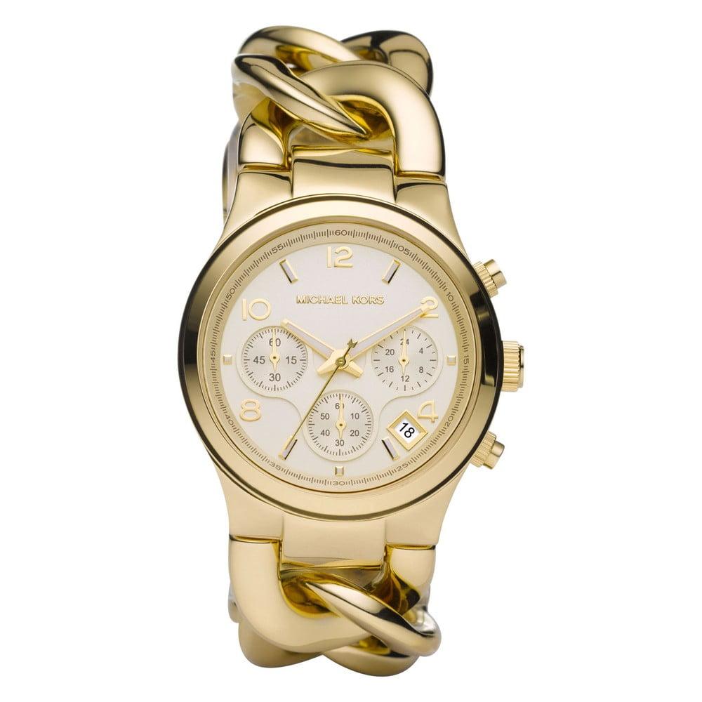 Dámske hodinky zlatej farby Michael Kors