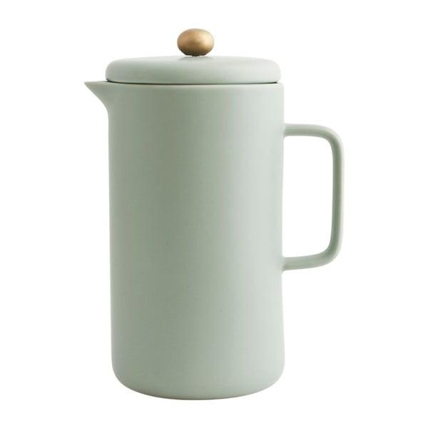 Svetlozelená kanvica na kávu House Doctor Pot, 1,5 l
