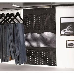 Textilný závesný organizér do šatníka 6 Pockets