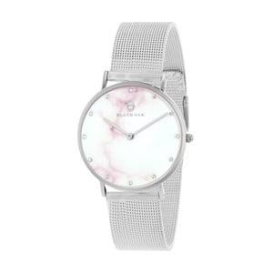 Strieborné dámske hodinky Black Oak Marble