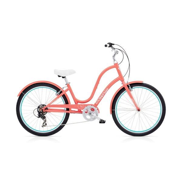 Dámsky bicykel Townie Original 7D Coral