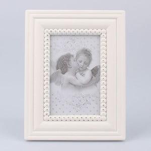 Fotorámček White Days, 18x23 cm