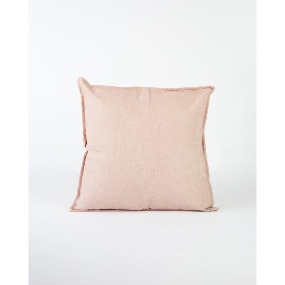 Ružový vankúš Surdic Rose, 45 x 45 cm
