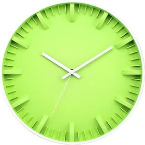 Hodiny Green Minimalistic, 30 cm