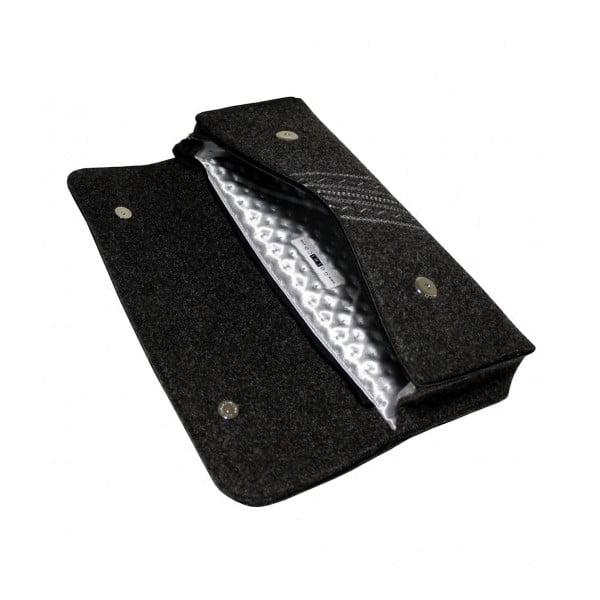 Plstená listová kabelka Goshico Sote