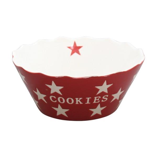 Miska na sušienky Krasilnikoff Red Star