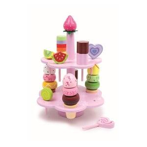 Drevená hracia sada Legler Confectionery