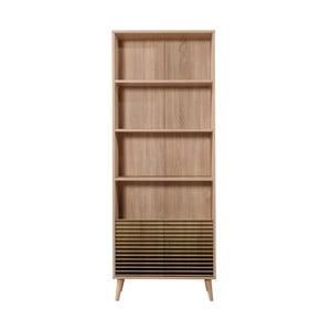 Knižnica Booki Intim, 198×75 cm