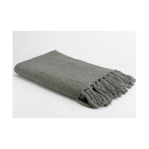 Deka Grey Stitch, 170x130 cm