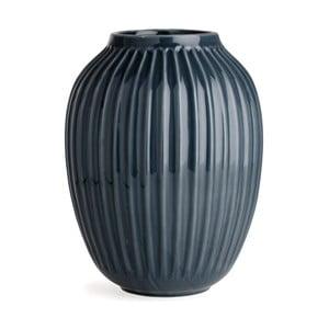 Antracitová váza Kähler Design Hammershoi, extra veľká