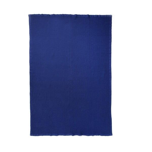 Modrý prehoz Casa Di Bassi, 150x200 cm