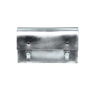 Kožená listová kabelka Beresford Silver