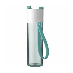 Zelená fľaša na vodu Rosti Mepal Justwater, 500 ml