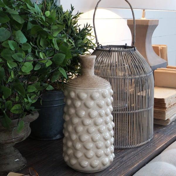 Váza Sand White