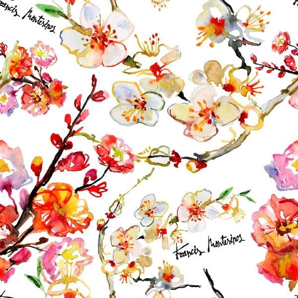 Obliečky Rosaleda Naranja,160x200 cm