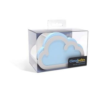 Stojanček na ceruzky s poznámkovým bločkom Thinking gifts Cloud