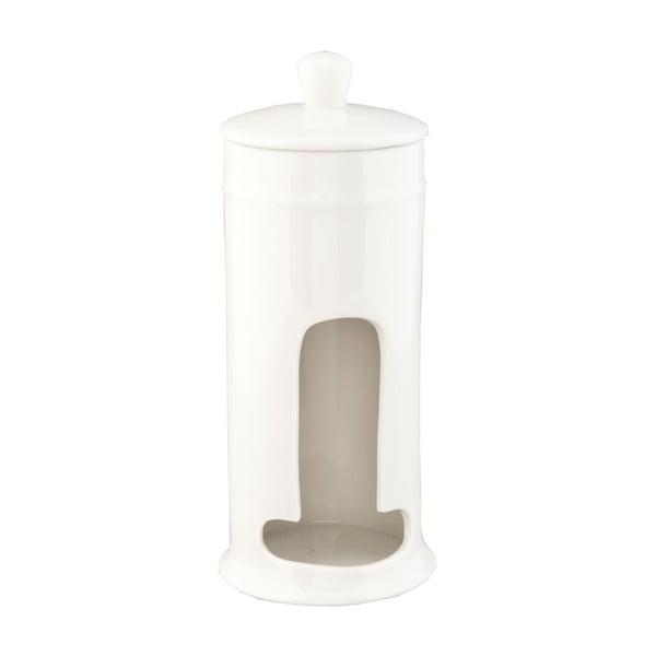 Zásobník na odličovacie tampóny, 9x21 cm