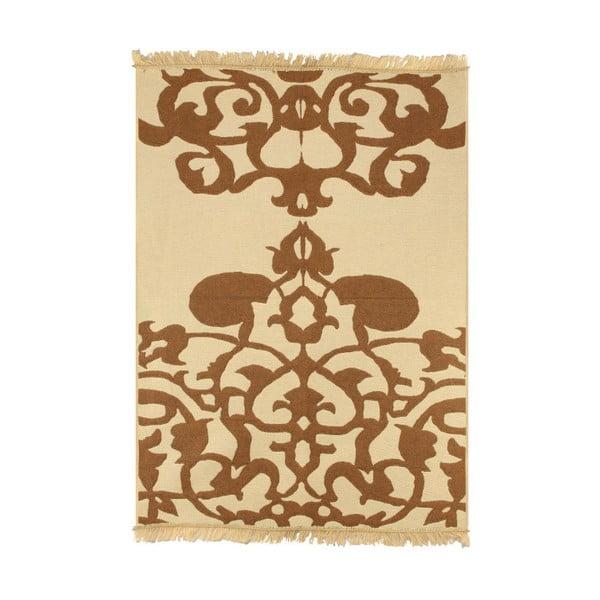 Hnedo-béžový koberec koberec Ya Rugs Agac, 120x180cm