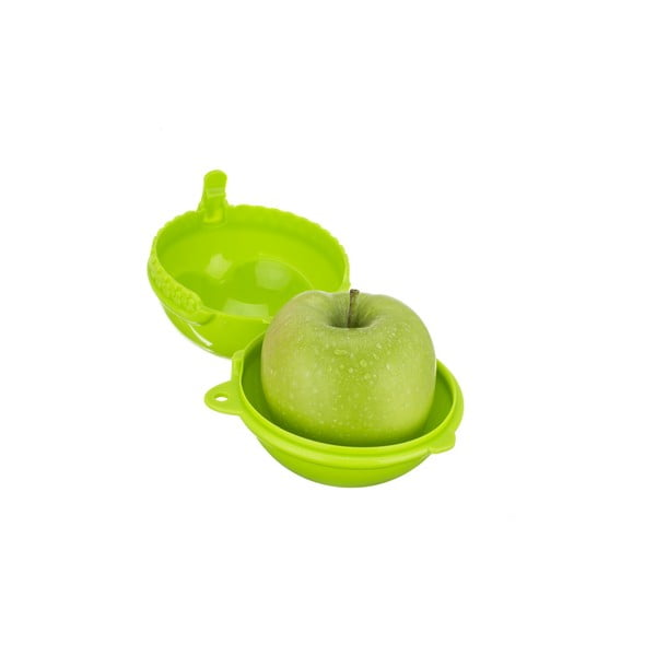 Krabička na jablko Apple, zelená