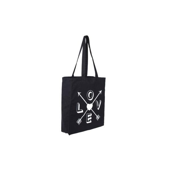 Plátená taška Tri-Coastal Design Love Arrow