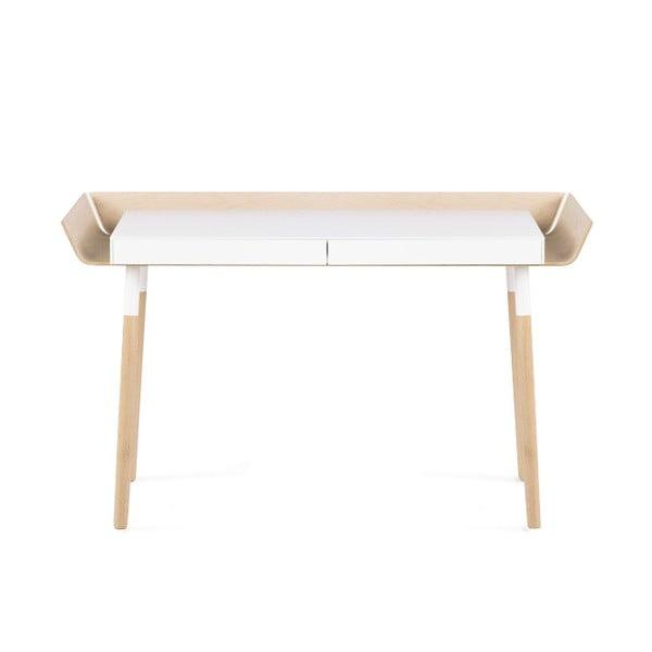 Písací stôl s 2 zásuvkami EMKO My Writing