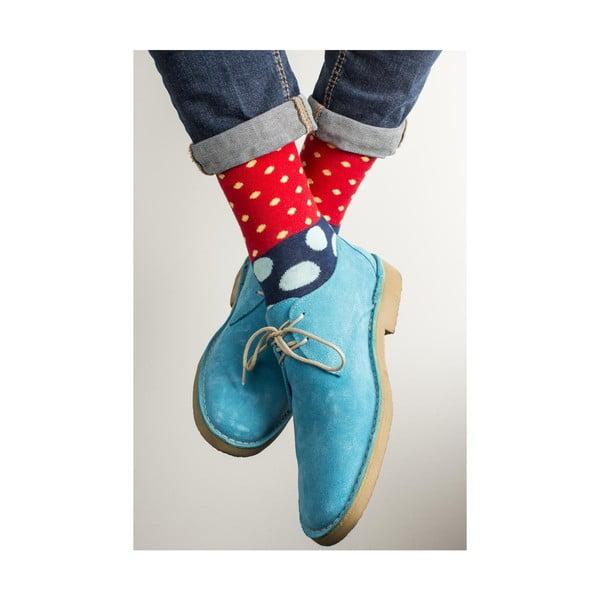 Štyri páry ponožiek Funky Steps Inek, univerzálna veľkosť